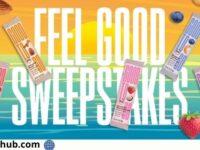 Good To Go Food Feel Good Sweepstake