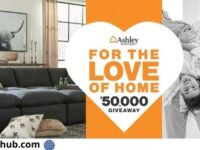 Ashley Furniture Love Sweepstakes