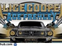 Alice Cooper With Ace Frehley Contest