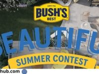 Bush's Beautiful Summer Contest
