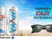 The Coors Light Memorial Day Sunglasses Sweepstakes