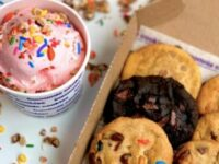 Insomnia Cookies Free Ice Cream for a Year Sweepstakes