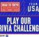 Team USA Ultimate Fan Sweepstakes