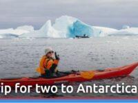 Intrepid Travel Trip To Antarctica Sweepstakes