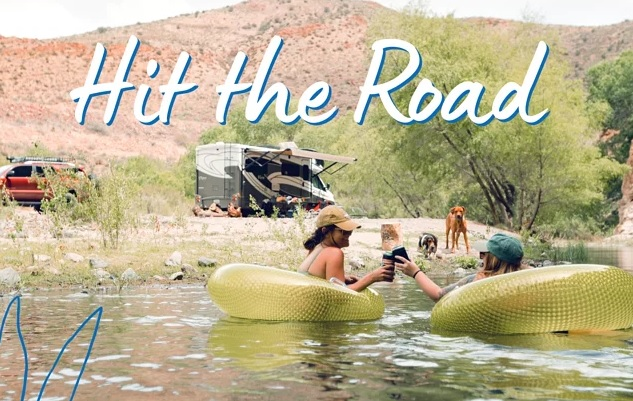 Travel And Leisure Hit The Road With RVshare Sweepstakes