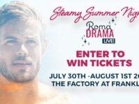 WKRN Steam Summer Night Roma Drama Sweepstakes