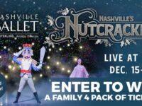 WKRN TV Nashville Ballet Nutcracker Sweepstakes