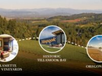 Willamette Valley Vineyards Oregon Getaway Giveaway