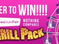 WHO HD 2021 Iowa State Fair Sweepstakes