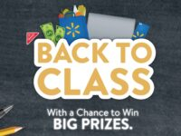 Wal-Mart Back To School Sweepstakes