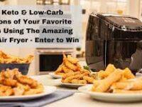 Nuwave Brio Air Fryer Giveaway