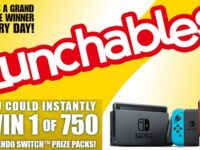 Lunchables Nintendo Switch Game Giveaway