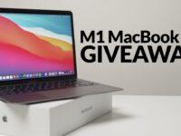 M1 MacBook Pro Giveaway