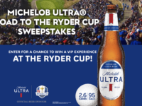 Michelob Ultra Road to the Ryder Cup Sweepstakes