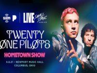 SiriusXM & Pandora Twenty One Pilots Sweepstakes