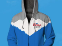 www.promorules.com you can enter in The Coors Light Weighted Hoodie Sweepstakes before the last day, and Don't miss the chance to Win a Coors Light weighted hoodie.