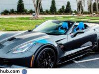 Jeff Gordon Corvette Giveaway