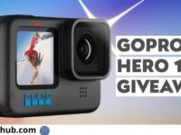 GoPro Hero 10 Giveaway