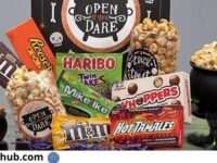 Haunted Halloween Care Package Gift Basket Giveaway