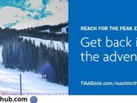 Tiaa Bank Reach for the Peak Sweepstakes
