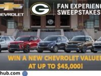 Chevy Packers Fan Experience Sweepstakes
