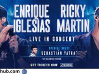 Enrique Iglesias & Ricky Martin Live Siriusxm Sweepstakes