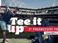 Tee It Up At Progressive Field Sweepstakes