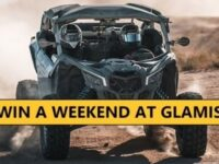 BRP Weekend At Glamis Contest