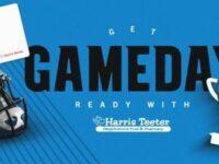 Harris Teeter Get Gameday Ready Sweepstakes