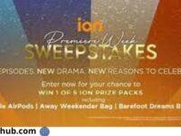 ION Premiere Week Sweepstakes