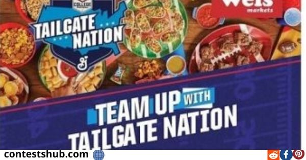 General Mills Weis Markets Tailgate Sweepstakes