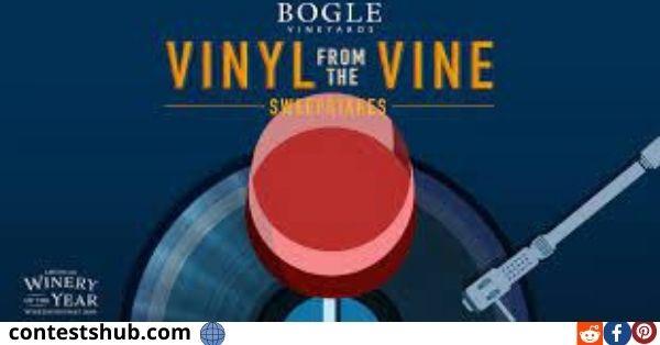 Bogle Vineyards Rhythm & Vine Sweepstakes