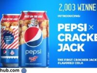 Pepsi x Cracker Jacks Sweepstakes