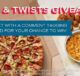 Dominos Dips and Twists Twitter Giveaway