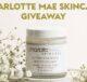 Charlotte Mae Skincare Giveaway