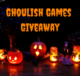 Op's Spooky Board Games Giveaway